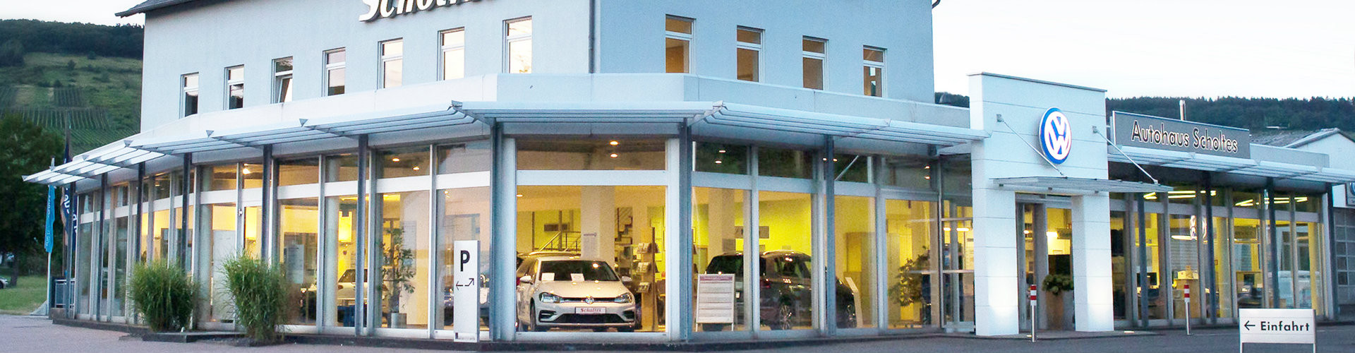 Autohaus Scholtes in Mehring an der Mosel